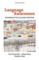 Language Awareness 10th Edition 9780312463168 0312463162
