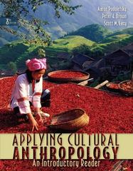 Applying Cultural Anthropology: An Introductory Reader 8th Edition 9780073405339 0073405337