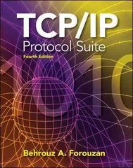 TCP/IP Protocol Suite 4th edition 9780073376042 0073376043