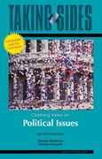 Taking Sides: Clashing Views on Political Issues, Expanded 16th Edition 9780078127526 0078127521