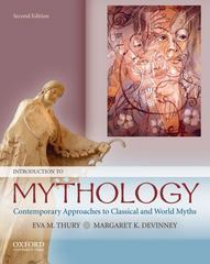 Introduction to Mythology 2nd Edition 9780195332940 0195332946