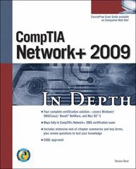 CompTIA Network+ 2009 In Depth 1st edition 9781598638783 1598638785
