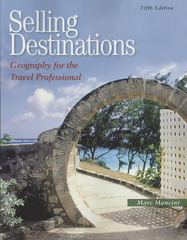 Selling Destinations 5th edition 9781428321427 142832142X