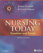 Nursing Today - Text and E-Book Package 6th edition 9781416069959 141606995X