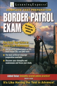 Border Patrol Exam 4th edition 9781576856727 1576856720