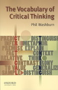 The Vocabulary of Critical Thinking 0 9780195324808 0195324803