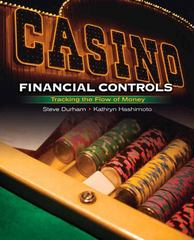 Casino Financial Controls 1st Edition 9780131748095 0131748092