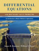 Differential Equations with Boundary Value Problems: An Introduction to Modern Methods and Applications 2nd edition 9780470418505 0470418508