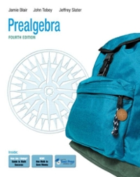 Prealgebra 4th edition 9780321567932 0321567935