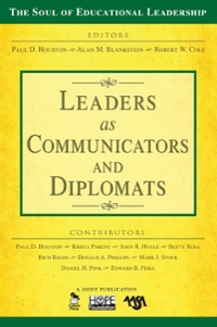 Leaders as Communicators and Diplomats 0 9781412949446 1412949440