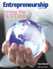 Entrepreneurship: Owning Your Future (High School Textbook) 11th edition 9780135128442 0135128447
