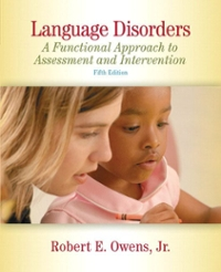 Language Disorders 5th Edition 9780205607648 0205607640