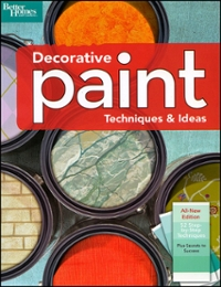 Decorative Paint Techniques and Ideas 2nd edition 9780696238444 0696238446