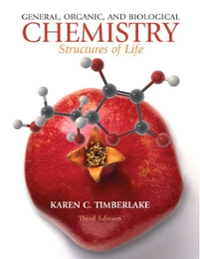 General, Organic, and Biological Chemistry 3rd edition 9780136054542 0136054544