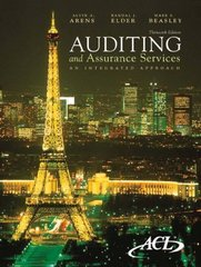 Auditing and Assurance Services 13th edition 9780136084730 0136084737