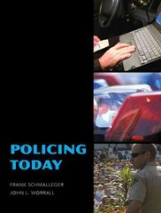 Policing Today 1st Edition 9780205515516 0205515517