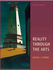 Reality Through the Arts 7th edition 9780205660483 0205660487