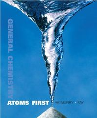 General Chemistry 1st edition 9780321571632 0321571630