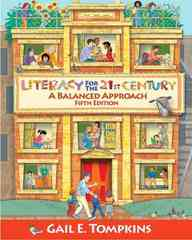 Literacy for the 21st Century 5th Edition 9780135028926 0135028922