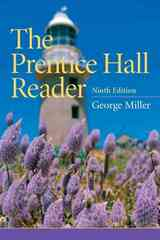 The Prentice Hall Reader 9th edition 9780205664528 0205664520