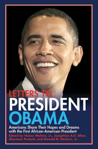Letters to President Obama 0 9781602397149 1602397147