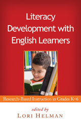 Literacy Development with English Learners 1st edition 9781606232422 1606232428