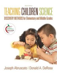 Teaching Children Science 3rd Edition 9780137154531 0137154534