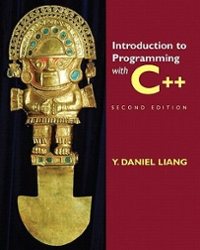 Introduction to Programming with C++ 2nd edition 9780136097204 0136097200