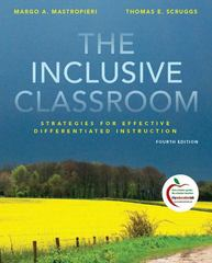 The Inclusive Classroom 4th edition 9780135001707 0135001706