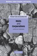 NGOs and Corporations 1st edition 9780521686013 0521686016