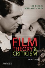 Film Theory and Criticism 7th edition 9780195365627 0195365623