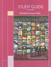Study Guide for Macroeconomics 2nd edition 9781429217552 1429217553