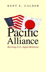 Pacific Alliance 0 9780300146721 0300146728