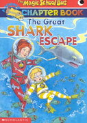 The Great Shark Escape 0 9780439204217 0439204216
