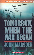 Tomorrow, When the War Began 1st Edition 9780439829106 0439829100