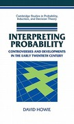 Interpreting Probability 1st edition 9780521812511 0521812518