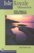 Isle Royale National Park 3rd edition 9780898867923 0898867924