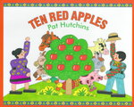 Ten Red Apples 0 9780688167974 0688167977