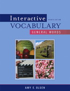 Interactive Vocabulary 4th edition 9780205632718 0205632718