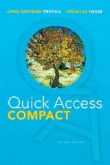 Quick Access Compact 2nd edition 9780205687343 0205687342