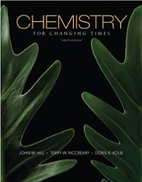 Chemistry for Changing Times 12th edition 9780136054498 0136054498