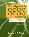 A Visual Approach to SPSS for Windows A Guide to SPSS 17 0