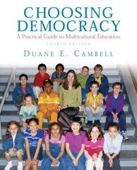 Choosing Democracy 4th Edition 9780135034811 0135034817