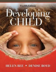 The Developing Child 12th edition 9780205685936 0205685935