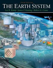 The Earth System 3rd Edition 9780321597793 0321597796