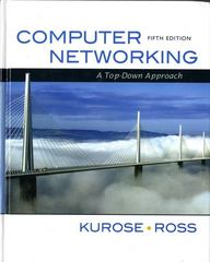 Computer Networking 5th edition 9780136079675 0136079679