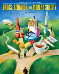 Drugs, Behavior, and Modern Society 6th edition 9780205665709 0205665705