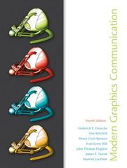 Modern Graphics Communications 4th edition 9780135151037 0135151031
