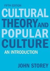 Cultural Theory and Popular Culture 5th Edition 9781405874090 1405874090