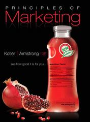 Principles of Marketing 13th edition 9780136079415 0136079415